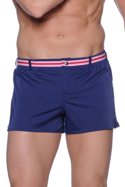 Bond Bade-Short blue