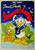 Donald Ducks Sommerzauber