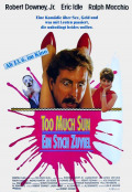 Too much sun - Ein Stich zuviel