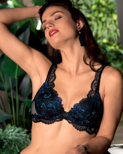 Nuit Elegance - Push up Schalen BH